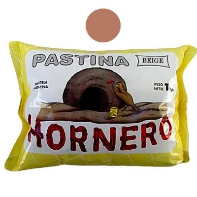 Pastina Hornero Beige 1kg