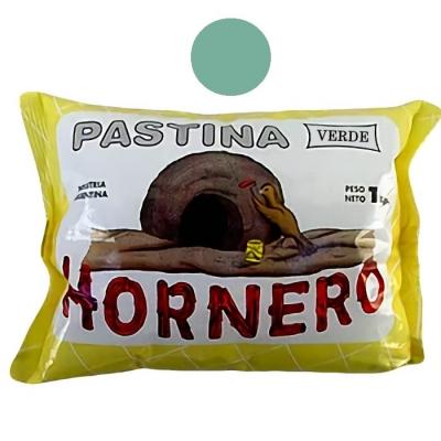 Pastina Hornero Verde 1kg