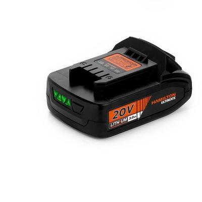 Ultimate Bateria 20volt 2 Amp.