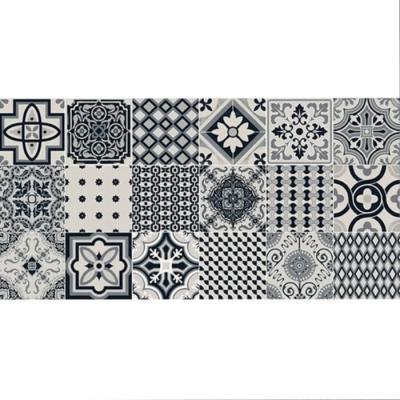 Ceramica 37.5x75 Marrakech Negro (2.25 M2) Alberdi